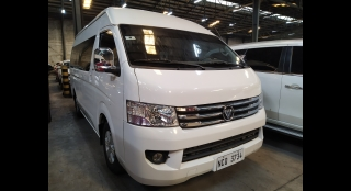 2017 Foton View Traveller 2.8L MT Diesel