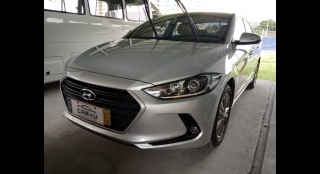 2016 Hyundai Elantra 1.6L AT Gasoline