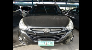2012 Hyundai Tucson AT