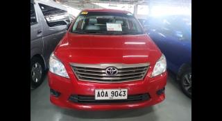 2014 Toyota Innova J MT Gas