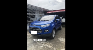 2018 Ford EcoSport Titanium 1.5L AT Gasoline