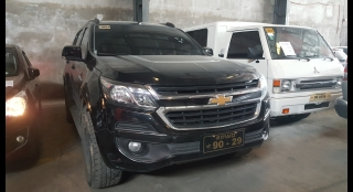 2017 Chevrolet Trailblazer 2.8 4x2 LTX AT