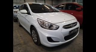 2017 Hyundai Accent Hatchback 1.6L AT Diesel