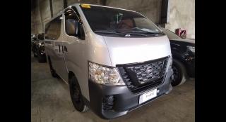 2019 Nissan NV350 Urvan MT