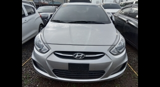 2016 Hyundai Accent Sedan 1.4L MT Gasoline