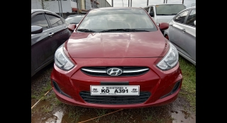 2018 Hyundai Accent Sedan 1.4 GL MT