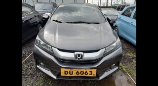 2017 Honda City 1.5 E MT
