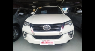 2017 Toyota Fortuner 2.8L AT Diesel