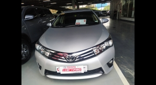 2016 Toyota Altis G 1.6L AT Gasoline