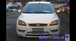 2006 Ford Focus Hatchback 2.0L AT Gasoline