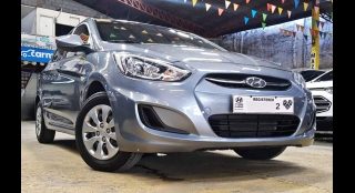 2018 Hyundai Accent Sedan 1.4 GL AT