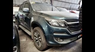 2017 Chevrolet Colorado 2.8 4x4 MT LTZ