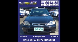 1997 Honda Civic 1.6L MT Gasoline