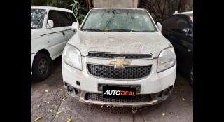2013 Chevrolet Orlando 1.8L AT LT (Gas)