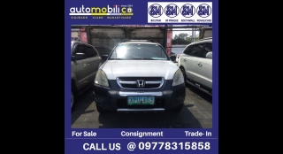 2004 Honda CR-V 2.4L AT Gasoline