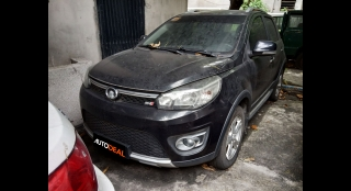 2014 Great Wall Haval M4 MT Gas