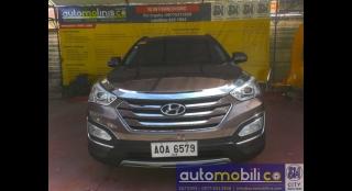 2014 Hyundai Santa Fe 3.3L AT Diesel