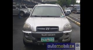2007 Hyundai Tucson 2.0L AT Diesel