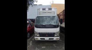 2006 Mitsubishi Canter Ref Van Truck 3.0L MT Diesel