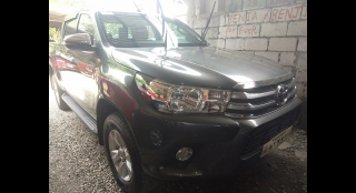 2018 Toyota Hilux 2.8 G DSL 4x4 AT