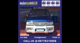 2002 Toyota Revo 1.8L MT Gasoline