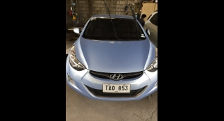 2011 Hyundai Elantra 1.8 GLS AT