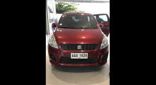 2014 Suzuki Ertiga GLX 1.4L AT Gasoline