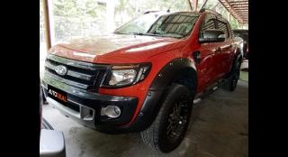 2014 Ford Ranger 2.2L Wildtrak 4x4 AT