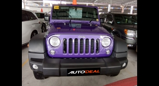 2018 Jeep Wrangler Unlimited Sport V6