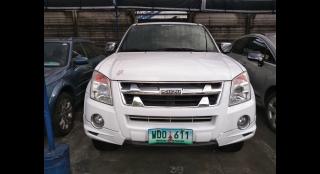 2013 Isuzu D-MAX LT 4X4 MT