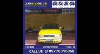 1995 Nissan Sentra 1.6L MT Gasoline