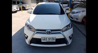 2014 Toyota Yaris 1.5L AT Gasoline