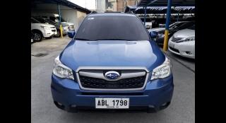 2015 Subaru Forester 2.0L AT