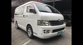 2009 Toyota Hiace Super Grandia AT