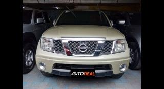 2012 Nissan Frontier Navara Krome Edition (4X4) MT