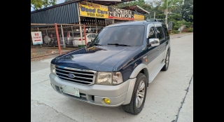 2004 Ford Everest MT Diesel