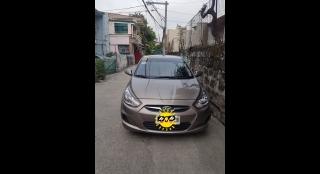 2014 Hyundai Accent Sedan 1.4 GL MT