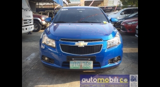 2012 Chevrolet Cruze 1.8L AT Gasoline