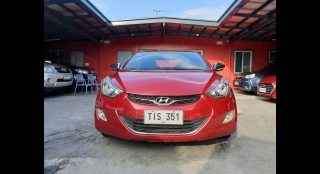 2012 Hyundai Elantra 1.8 GLS AT