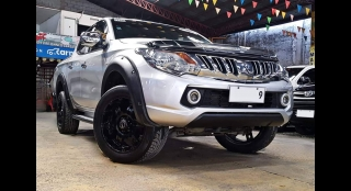 2015 Mitsubishi Strada GLX V AT