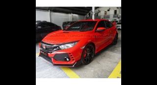2018 Honda Civic Type R 2.0L MT Gasoline