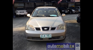 2004 Chevrolet Optra 1.6L AT Gasoline
