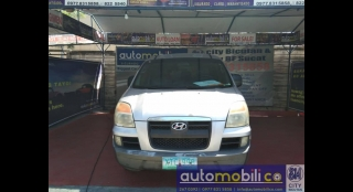 2005 Hyundai Grand Starex 2.5L AT Diesel