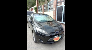2011 Ford Fiesta Sedan 1.4 Trend AT