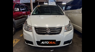 2013 Suzuki SX4 Crossover AT