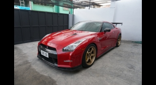 2010 Nissan GT-R 3.8L AT Gasoline