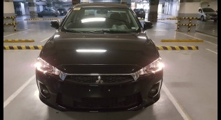 2017 Mitsubishi Lancer EX MT