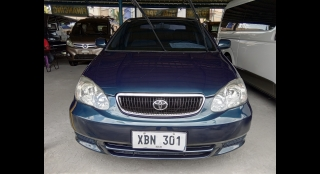 2002 Toyota Corolla Altis 1.6L AT Gasoline