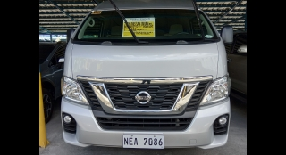2018 Nissan NV350 Urvan Premium AT