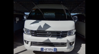 2018 Foton View Traveller 2.8L MT Diesel